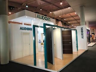 Aludoors: Puerta de interior en Aluminio